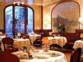 Restaurant Hôtel Régina paris