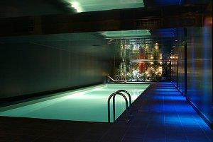Piscine Hotel Clarion Saint James et Albany Paris