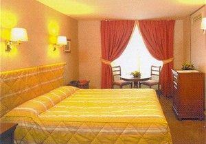 Chambre Hôtel Clarion Saint James et Albany Paris