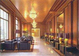 Salon Hotel Clarion Saint James et Albany Paris