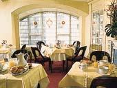 Salle petit déjeuner Hôtel Mansart Paris