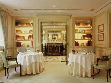 Restaurant Hôtel Westminster Paris