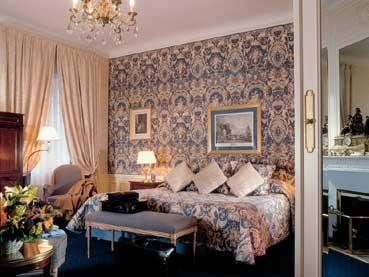 Chambre Hôtel Westminster Paris