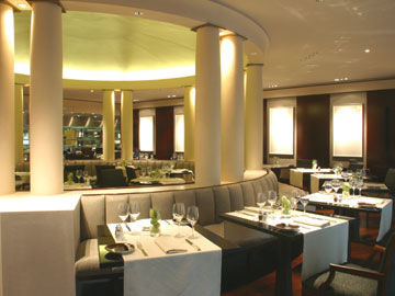 Restaurant Park Hyatt Paris Vendôme