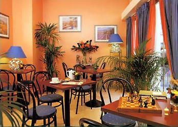 Salle petit déjeuner Hôtel Le Relais du Marais Paris