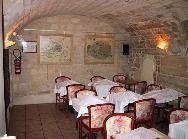Salle petit déjeuner Grand Hôtel Malher Paris