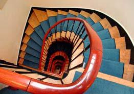 Escalier Hôtel du Vieux Marais Paris