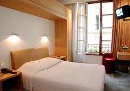 Chambre Hôtel du Vieux Marais Paris