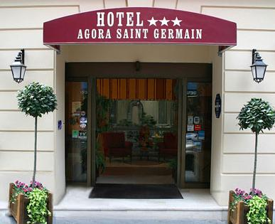 Hôtel Agora Saint Germain Paris