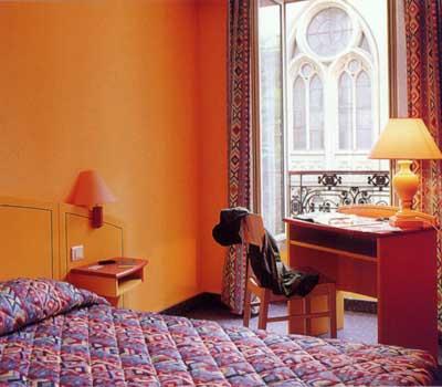 Chambre Hôtel des Carmes Paris