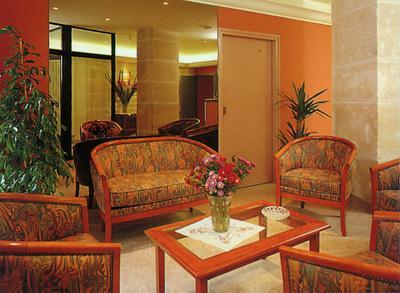 Salon Hôtel des Carmes Paris