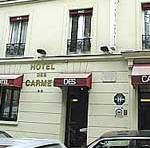 Hôtel des Carmes Paris