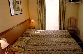 Chambre Comfort inn Mouffetard Paris