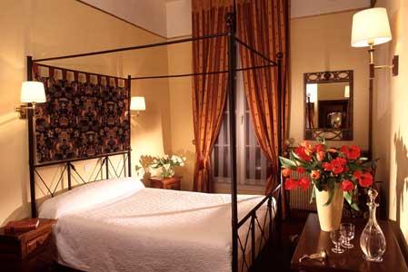 Chambre Hôtel Saint-Paul Paris