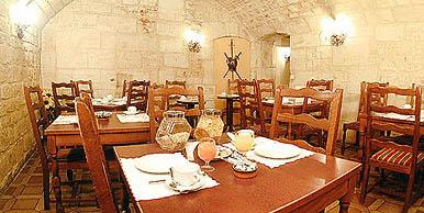 Salle petit déjeuner Hôtel Edouard VI Paris