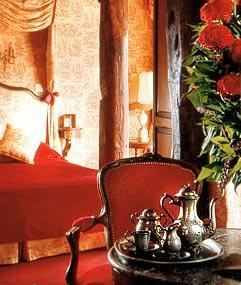 Chambre Grand hôtel de Champaigne