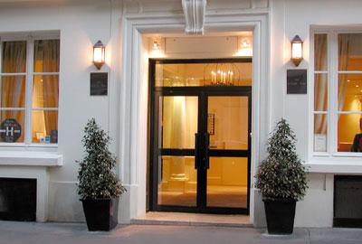 Hôtel Sainte-Beuve Paris