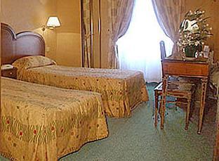 Chambre Hôtel Muguet Paris