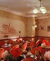 Salle petit déjeuner Grand Hotel Leveque Paris