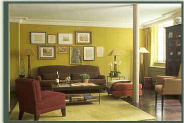 Salon Hôtel Thérèse Paris