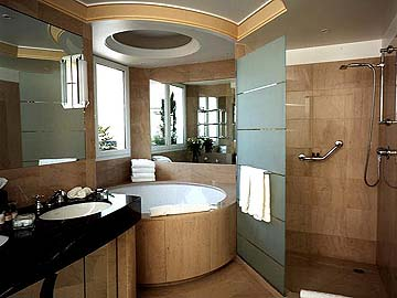 Salle de bain Hyatt Regency Paris Madeleine