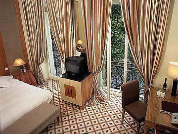 Chambre Hyatt Regency Paris Madeleine