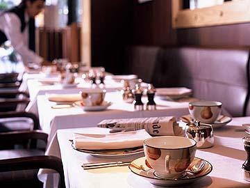 Salle petit déjeuner Hyatt Regency Paris Madeleine
