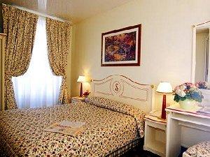 Chambre Hôtel Quality Saint Augustin Paris