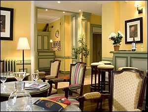 Restaurant Hôtel Brescia Paris