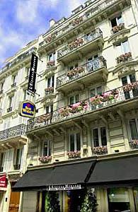 Best Western l'Elysées Paris Monceau