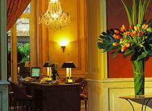 Réception Hôtel Balzac Paris