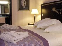 Chambre Hôtel Hilton Arc de Triomphe Paris