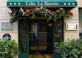 Hôtel Tulip inn Celte Lafayette Paris