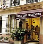 Hôtel Cité Rougemont Paris