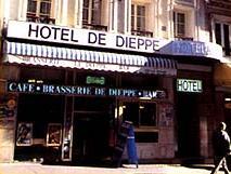 Hôtel de Dieppe Paris