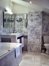 Salle de bain Hôtel Cambon