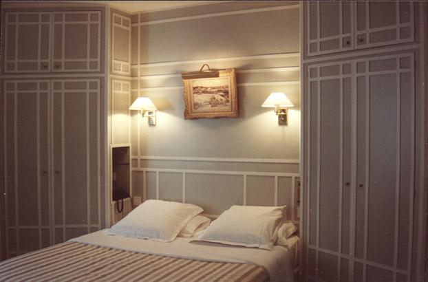 Chambre Hôtel Cambon Paris