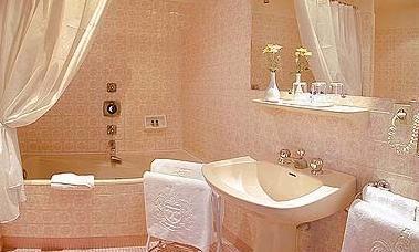 Salle de bain Hôtel Saint Pétersbourg Paris