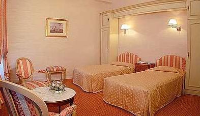 Chambre Hôtel Saint Pétersbourg Paris