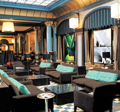 Salon Hôtel Ambassador Paris