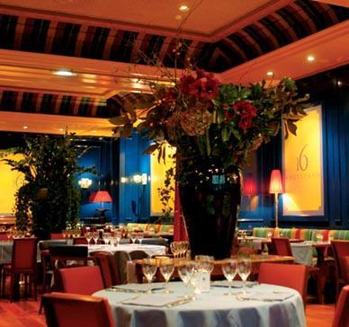 Restaurant Hôtel Ambassador Paris