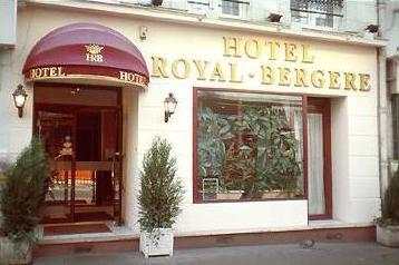 Hôtel Royal Bergère Paris