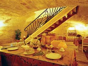 Salle petit déjeuner Hôtel Montmartre Paris