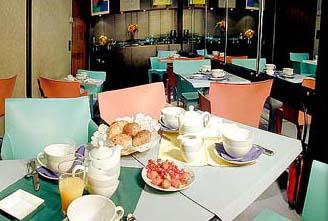 Petit déjeuner Hôtel de Châteaudun Paris