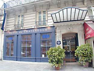 Hôtel de Châteaudun Paris