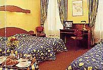 Chambre Hôtel Peyris Paris