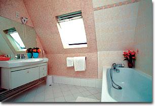 Salle de bain Hôtel Plaza Opéra Paris