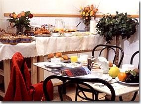 Petit déjeuner Hôtel Plaza Opéra Paris