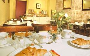 Petit déjeuner Hôtel William's Paris