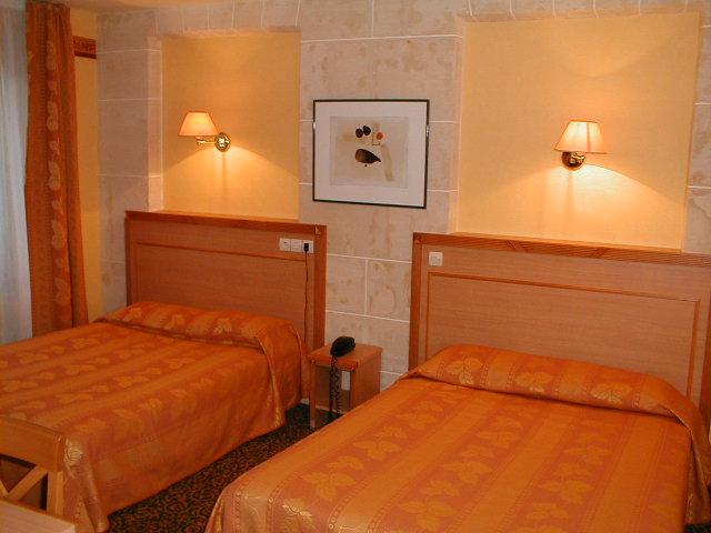 Chambre Hôtel le Havane Paris